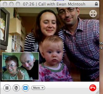 Skype family
