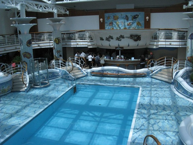 Star Princess Indoor Pool Cruise Critic Message Board Forums