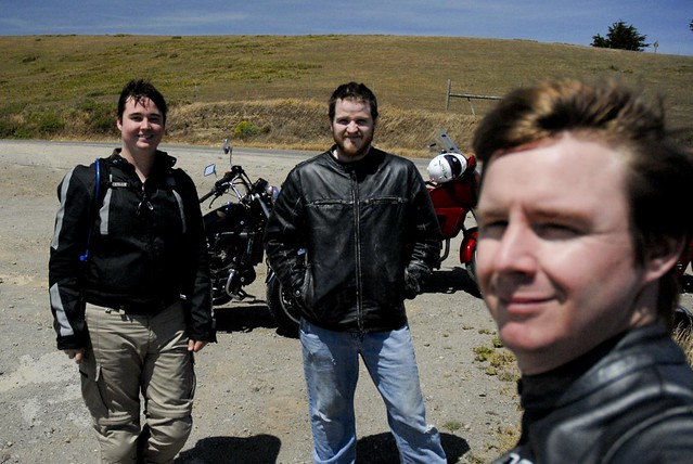 We're one mean ass biker gang, eh? | Flickr - Photo Sharing!