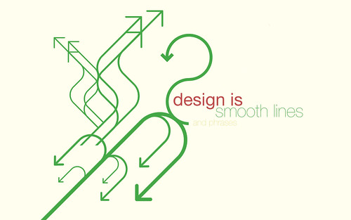 Design Is: smooth lines