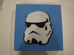 star wars stencil - stormtrooper