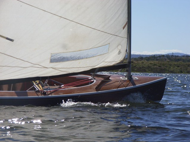 Finn Dinghy Drawings Plans Available For Sarby's