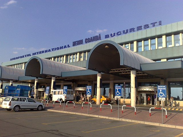 Henri Coanda airport