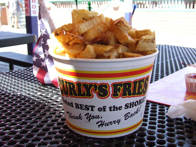 boardwalk fries | Flickr - Photo Sharing!