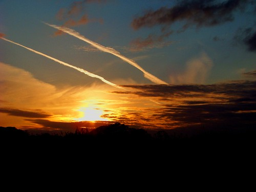 light sunset sky nature silhouette clouds scotland scenery colours dumfriesandgalloway