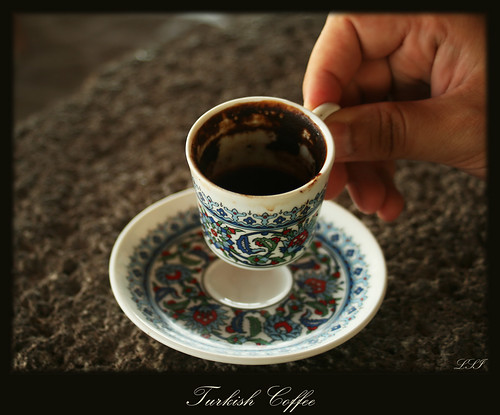 A Sip of Turkish Coffee - 無料写真検索fotoq