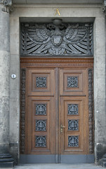 Church Door, Dresden