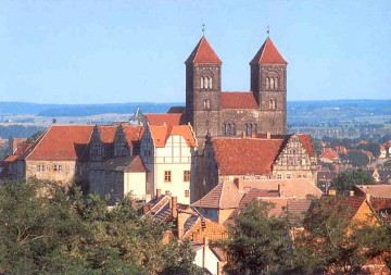 UNESCO - Collegiate Church, Castle, and Old Town of Quedlinburg