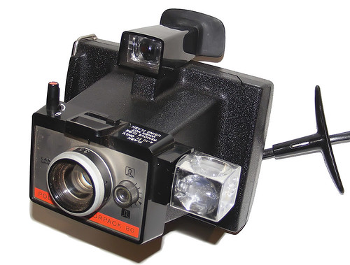polaroid colorpack 80 camera the free camera encyclopedia. Black Bedroom Furniture Sets. Home Design Ideas