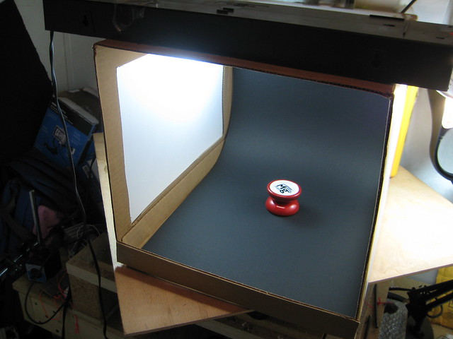 DIY Macro Photo Studio