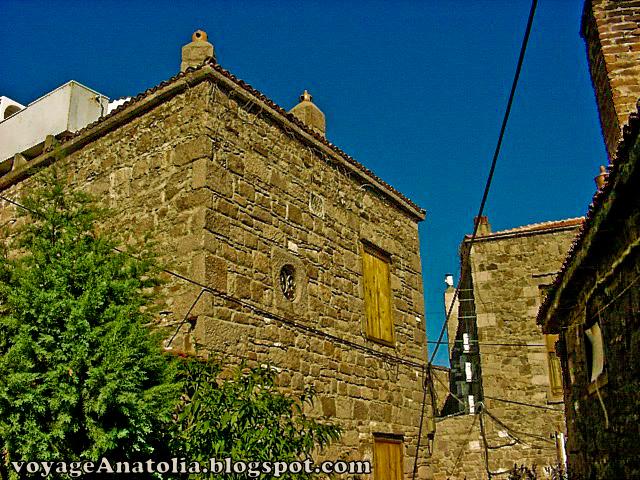 Assos Houses