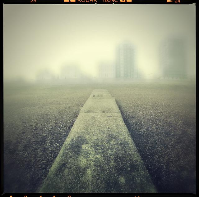 Sea Mist - Brighton