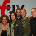 Brandi Carlile and Band at WFUV with Rita Houston