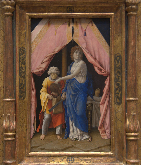 Judith with the Head of Holofernes, Andrea Mantegna or ...