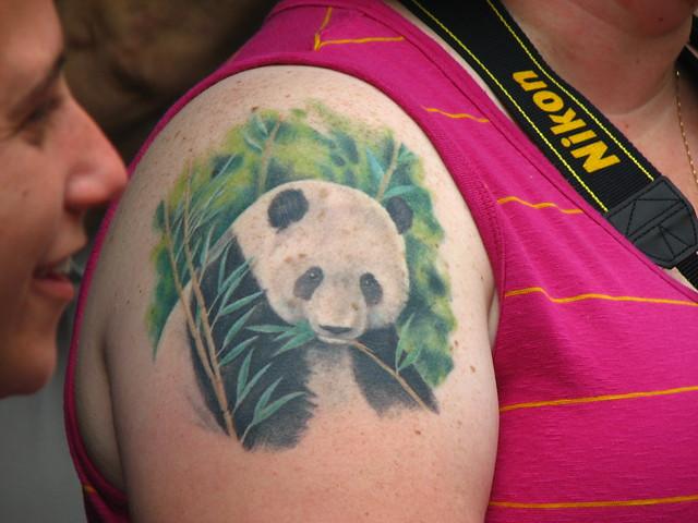 The most fantabulous panna tattoo!