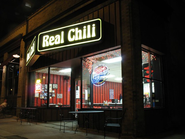 Real Chili at Night