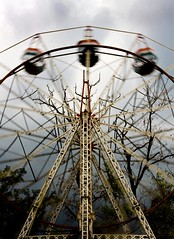 CDG. Rock Garden. Ferris Wheel 01