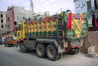 Yellow Truck 012