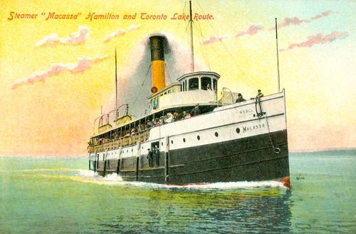 SS Macassa