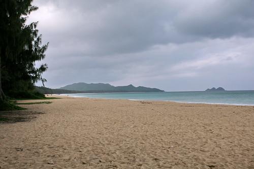 Waimanalo Bay Beach