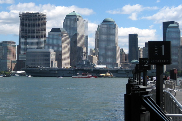 Uss Intrepid Returns Flickr Photo Sharing