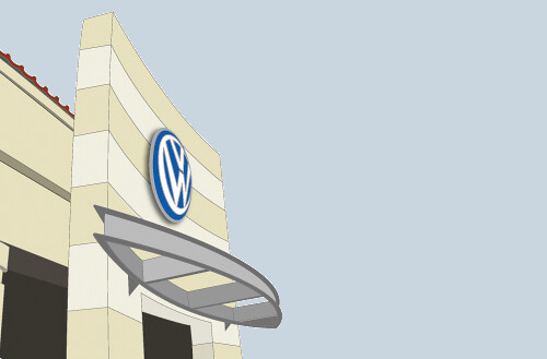 University Volkswagen, Illustration 1