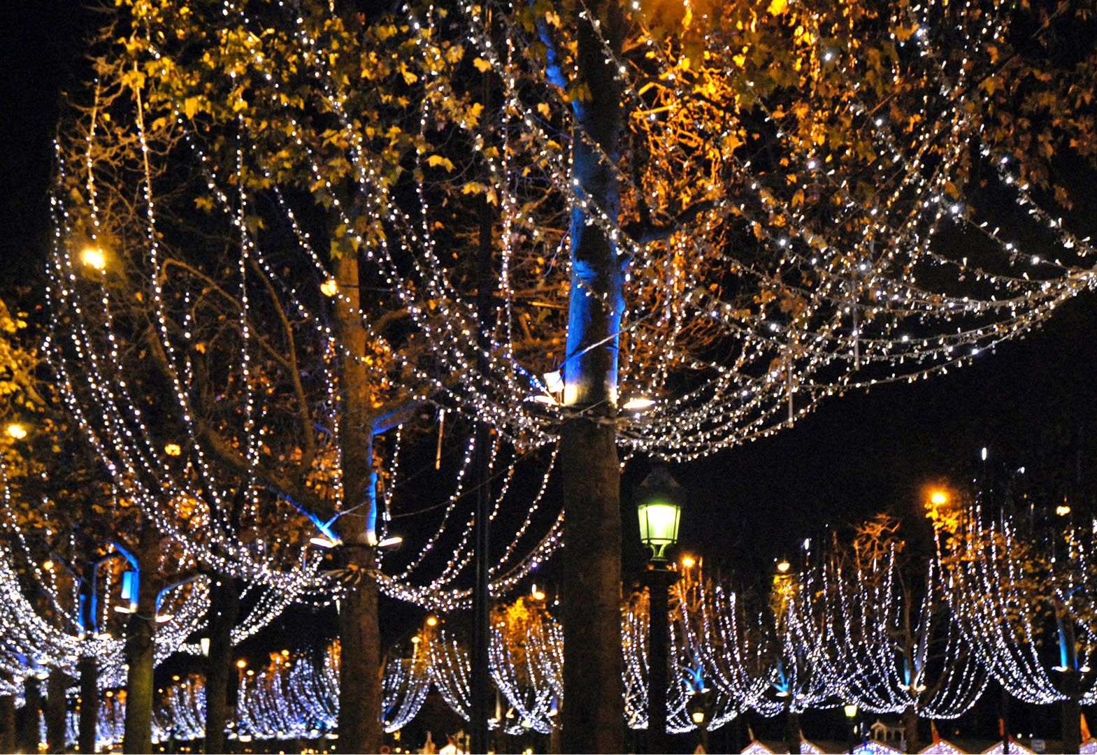 Back to photostream - Illumination noel paris ...
