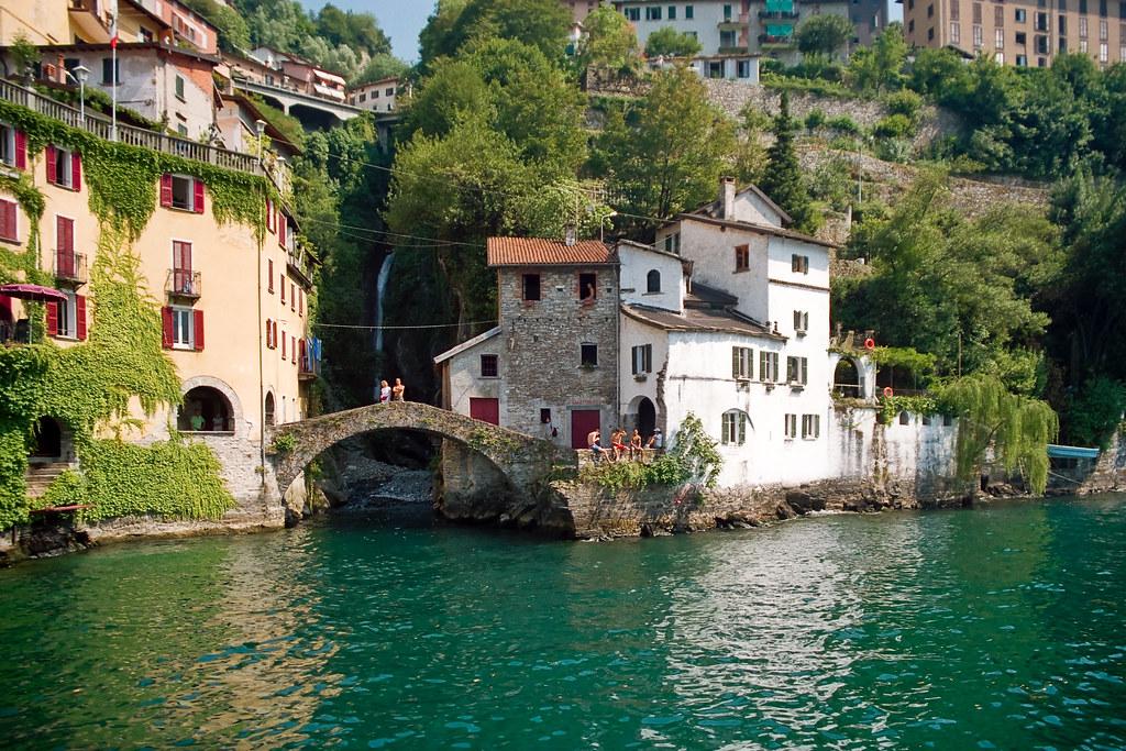 Lago di Como: Nesso