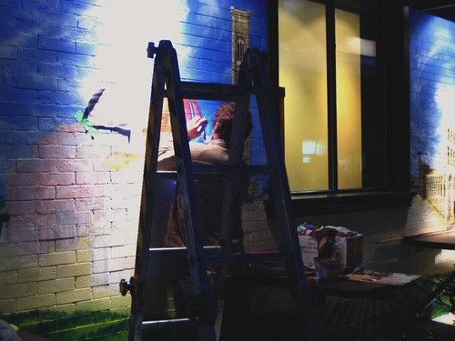 Artist Muralist