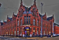 Postoffice of Groningen