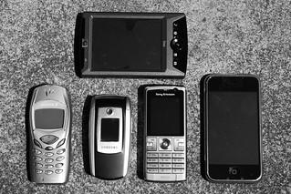Mobile Device Evolution