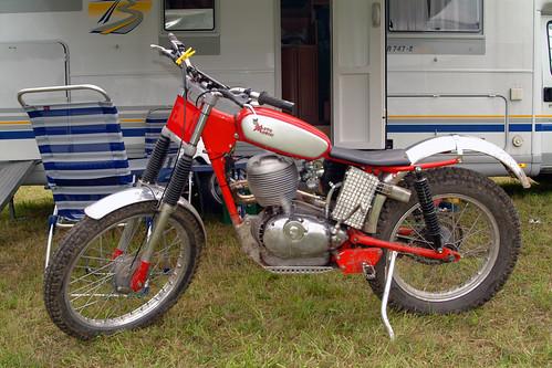 Moto Morini Vintage Classic Trial Sport (c) 2005 Бернхард Эггер :: ru-moto images 441