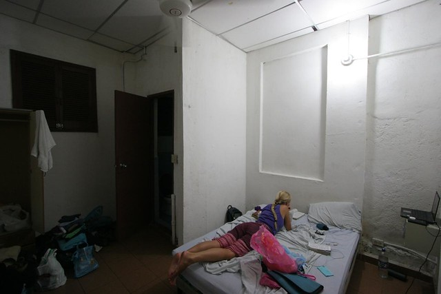 Room, Panama City