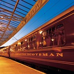 Train Chartering - Royal Scotsman at platform