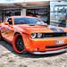 Dodge Challenger SRT by Wutzman