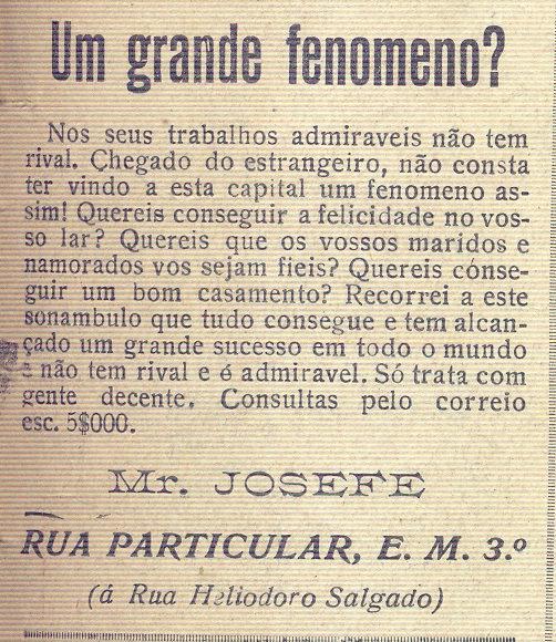 Ilustração Portugueza, 1920s - 2c