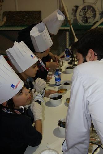 Taller infantil e xuvenil no Fórum Gastronómico Coruña 2014