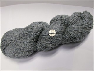 Denim handspun