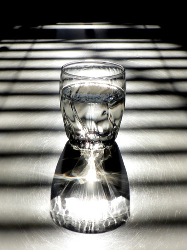 Glass | Water | Light | Shadow
