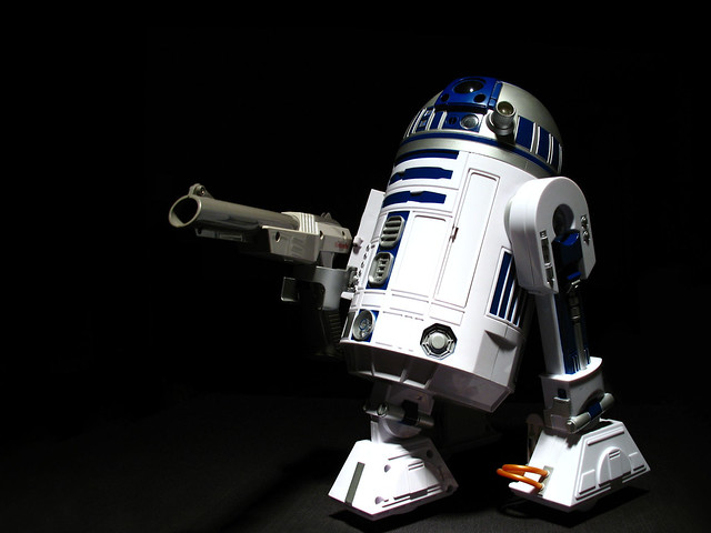 Artoo brings the pain