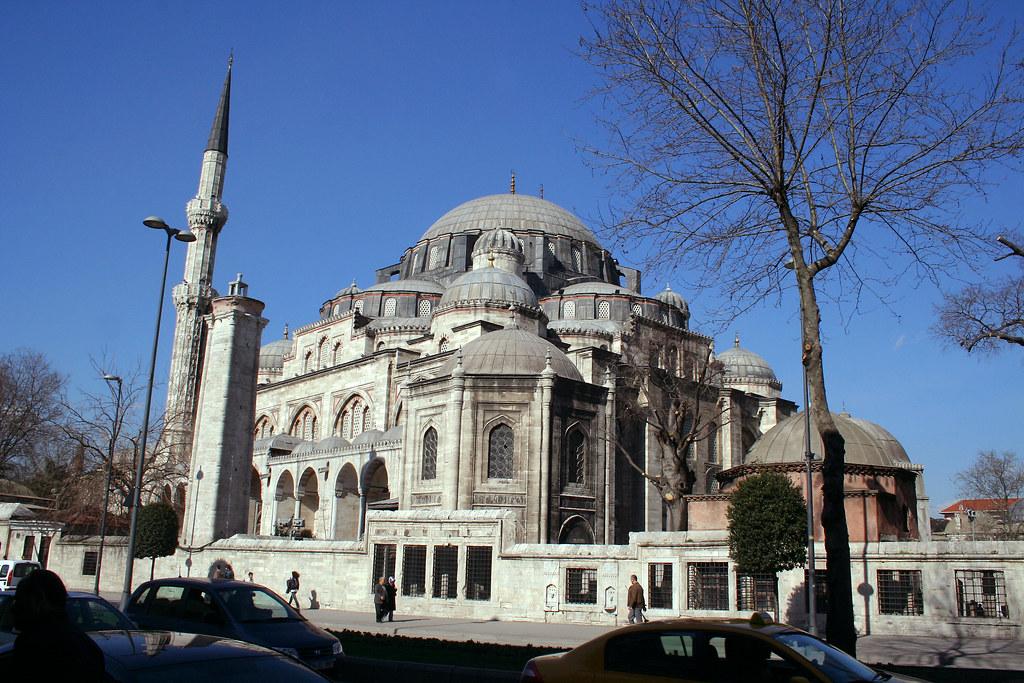 Şehzade Mosque Istanbul The Şehzade Mosque Turkish