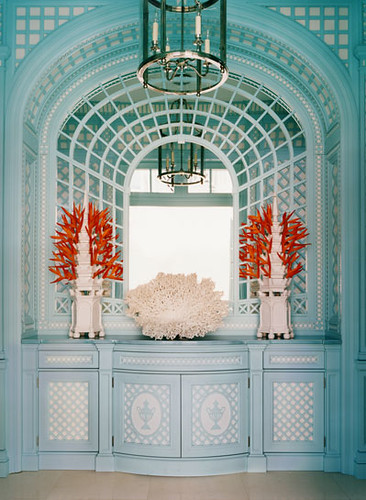 House Garden Entry A Fab Beachy Entry Blogged On By Coco Kelley Flickr Photo