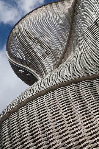 Woven Basket Building : Boiler suit heatherwick studio livemodern your best