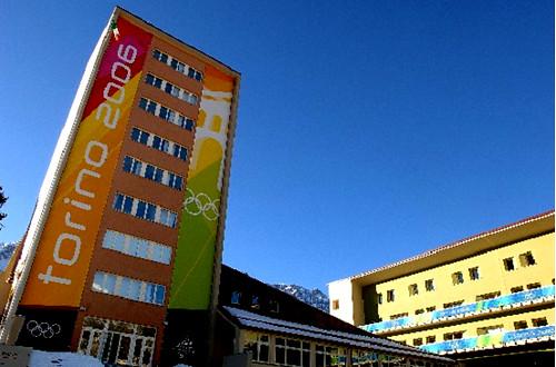 Villaggio olimpico bardonecchia 1 flickr photo sharing for Villaggio olimpico