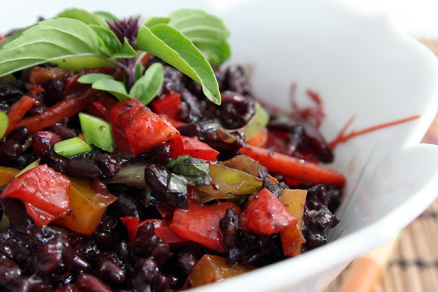 Thai Black Rice Salad | Flickr - Photo Sharing!