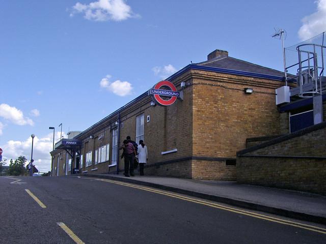 Pinner station1