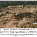 Tully Landslide with Arrows