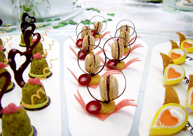 Culinary Competition Desserts