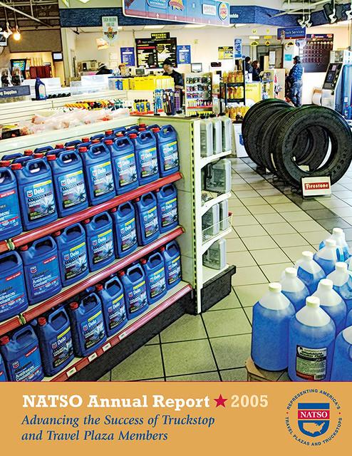 NATSO annual report cover