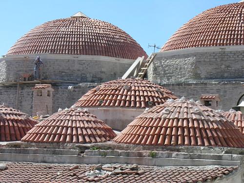 Török fürdő Safranbolu városában (Cinci hamamı)